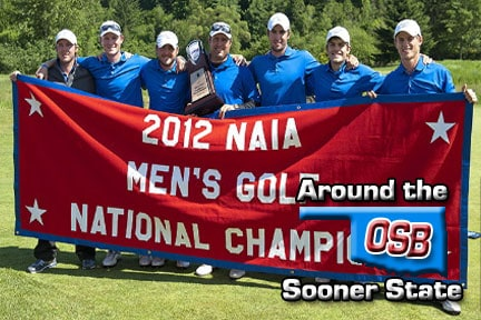 Oklahoma Sports Blog. Picture of OCU Men's Golf used by permission.