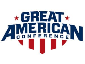 Great American Conference logo used with permission.