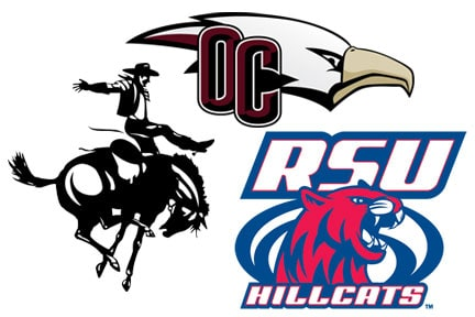 Oklahoma Sports Blog. Northwestern, Oklahoma Christian, Rogers State logos used with permission.