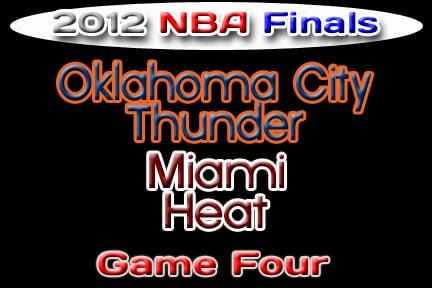 Oklahoma Sports Blog. OKC Thunder at Miami Heat.