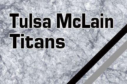 Tulsa Mclain Titans
