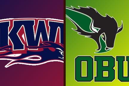 Oklahoma Wesleyan vs. Oklahoma Baptist