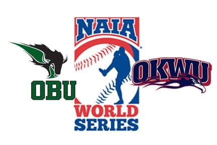 Avista NAIA World Series - OBU, OKWU