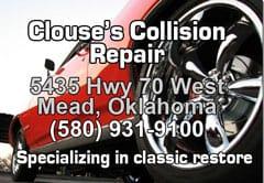 Clouse's Collision Repair