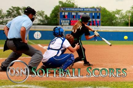 Softball Scores