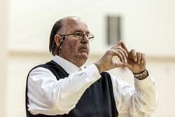 MACU coach Willie Holley.  Photo provided by MACU Sports Info.