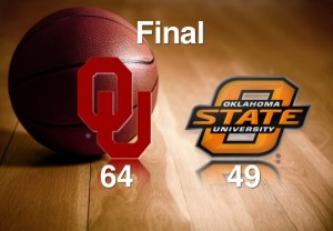 Oklahoma Sooners Defeate Oklahoma State Cowboys in Men's Basketball Bedlam Game in Big 12 Tournament