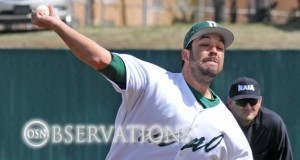 USAO's Allan Sanchez. Photo courtesy USAO Sports Info.