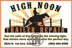 Coverage of the SE Stampede on OSN is built by High Noon Trailer Repair.
