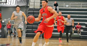 Rogers State's J.C. Hartzler. Photo courtesy RSU Sports Info.