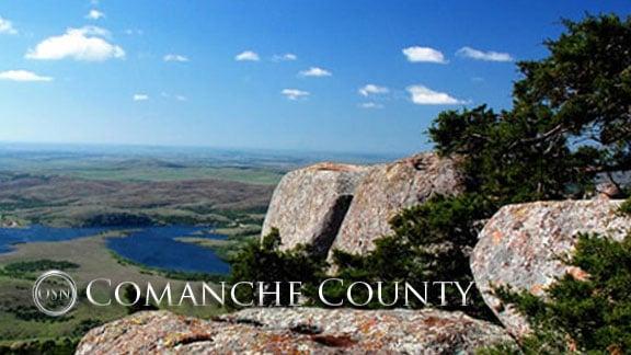 Wichita Mountains National Wildlife Refuge. Photo by Barry Albrecht, Lawton-Fort Sill Economic Development Corporation.