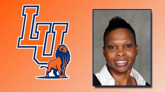 New Langston women's basketball coach Elaine Powell. Photo courtesy LU Sports Info.