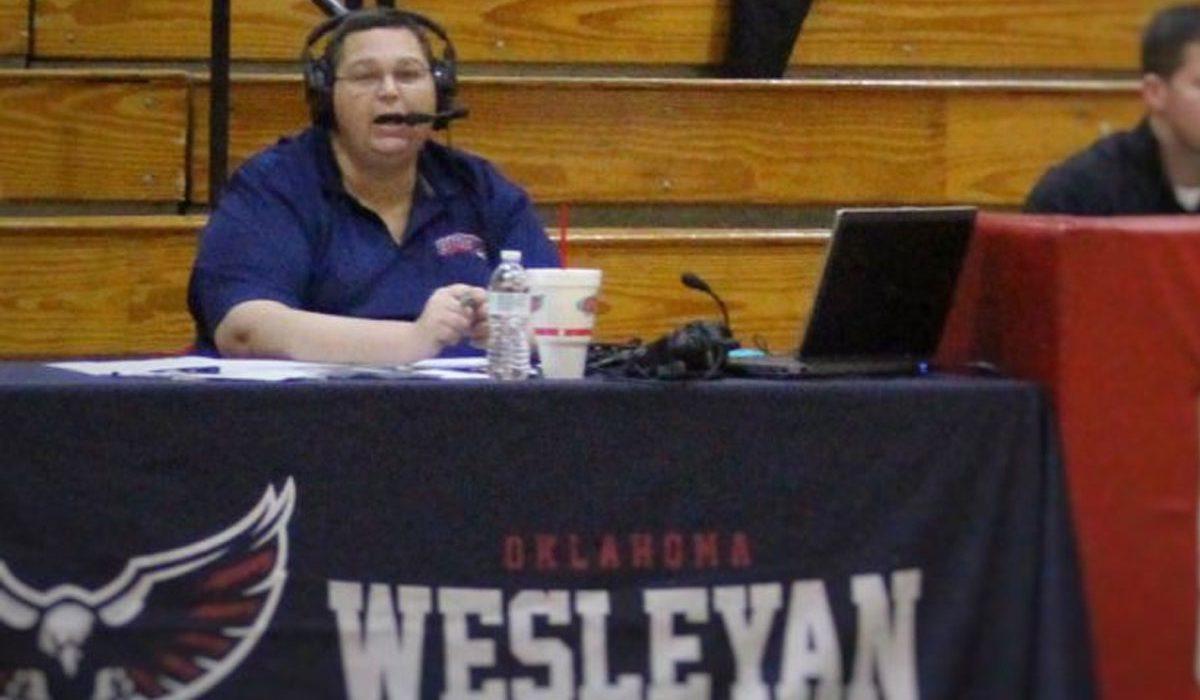 Adam Hooper. Photo courtesy OKWU Sports Info.