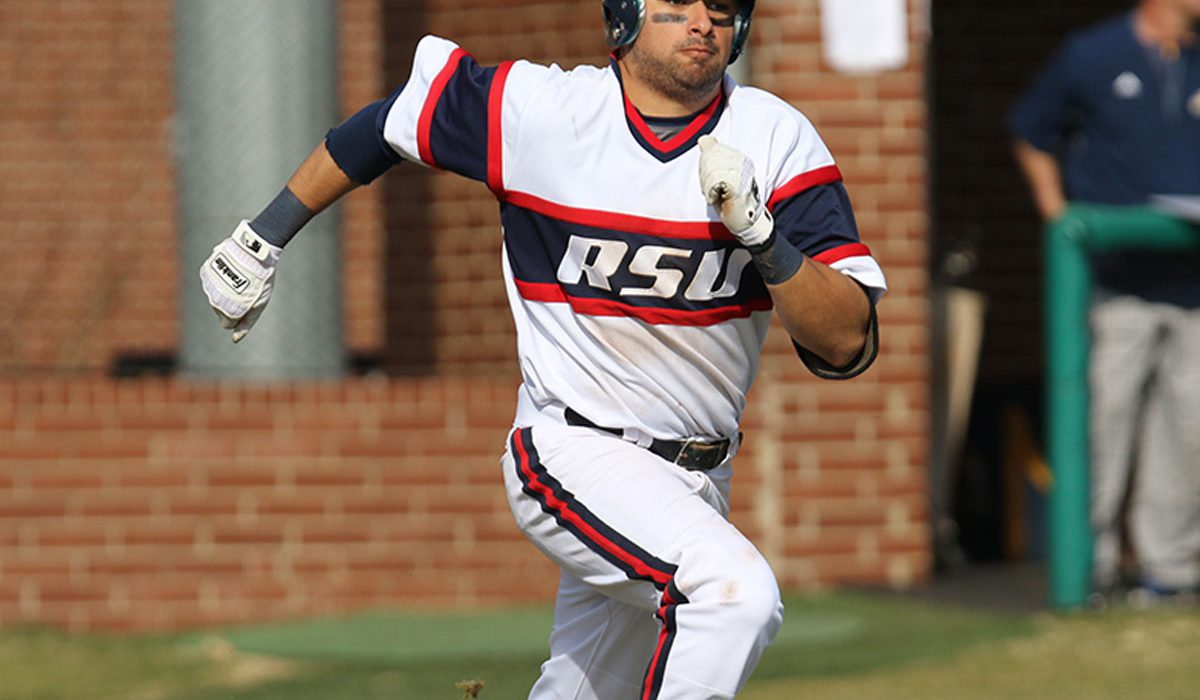 Rogers State's Ismael Orozco. Photo courtesy RSU Sports Info.